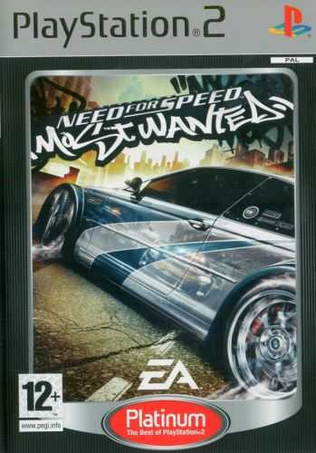 Need for Speed: Most Wanted-PS2 - BAZÁR (použitý tovar)
