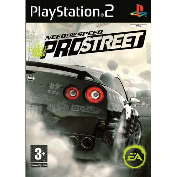 Need for Speed: ProStreet CZ