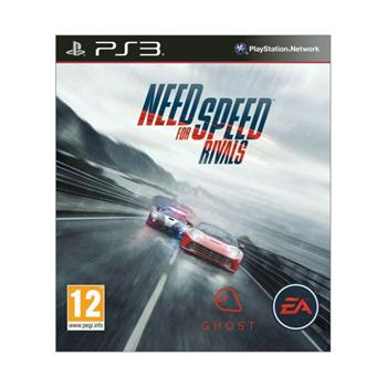 Need for Speed: Rivals-PS3 - BAZ�R (pou�it� tovar)