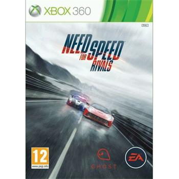 Need for Speed: Rivals- XBOX 360- BAZÁR (použitý tovar)