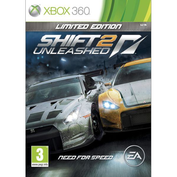 Need for Speed Shift 2: Unleashed (Limited Edition)