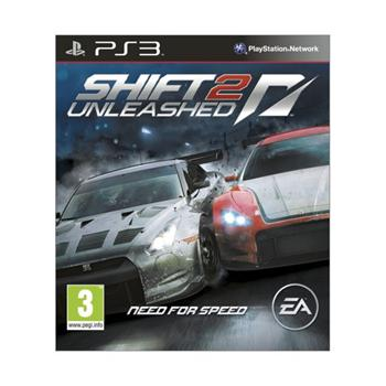 Need for Speed Shift 2: Unleashed - PS3 - BAZ�R (pou�it� tovar)