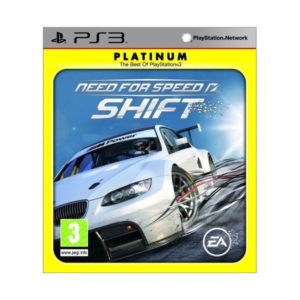 Need for Speed: Shift CZ-PS3 - BAZÁR (použitý tovar)