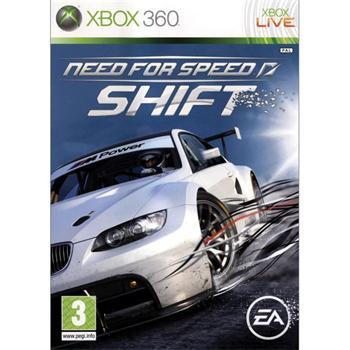 Need for Speed: Shift CZ - XBOX 360- BAZÁR (použitý tovar)