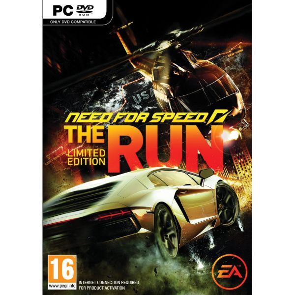 Need for Speed: The Run CZ (Limited Edition)