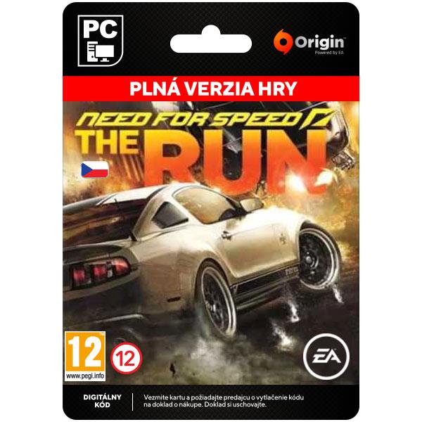 Need for Speed: The Run CZ [Origin]