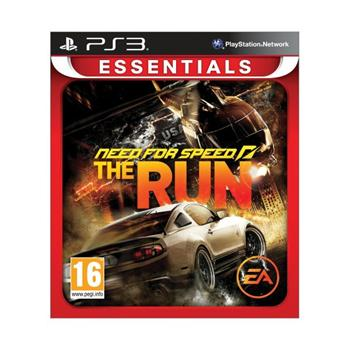 Need for Speed: The Run-PS3 - BAZ�R (pou�it� tovar)