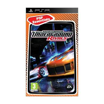 Need for Speed Underground: Rivals [PSP] - BAZ�R (pou�it� tovar)