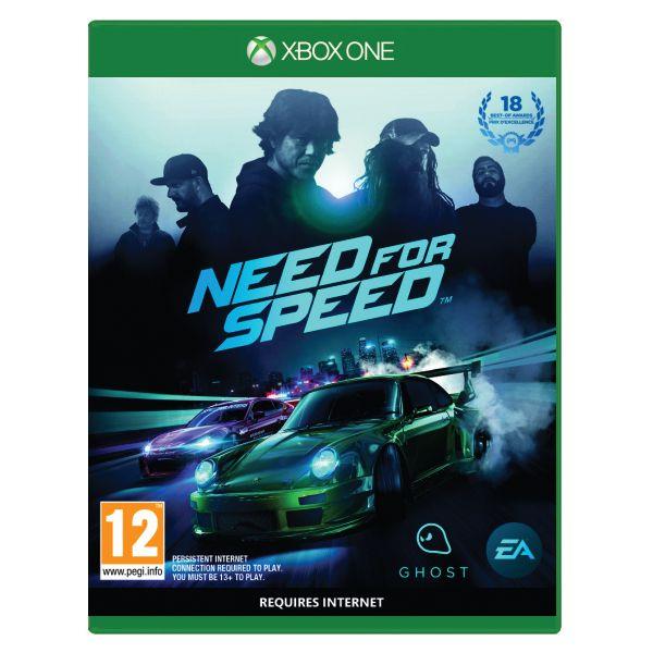 Need for Speed [XBOX ONE] - BAZÁR (použitý tovar)