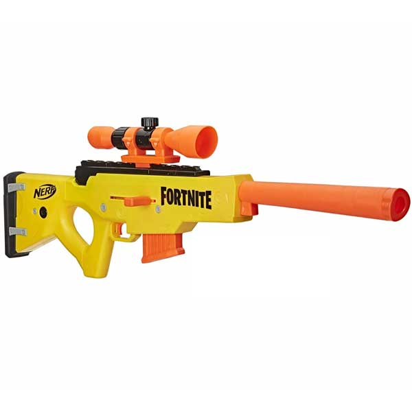 Nerf BASR L Blaster (Fortnite)
