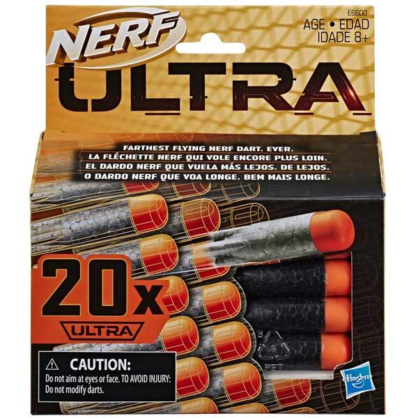 Nerf Ultra Šípky 20 ks