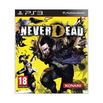 NeverDead [PS3] - BAZÁR (použitý tovar)