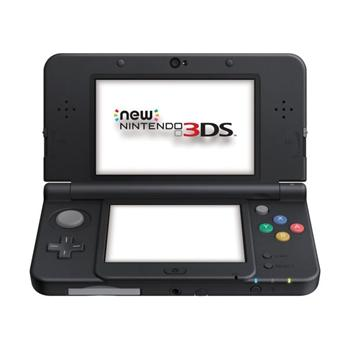 New Nintendo 3DS, black + Yo-Kai Watch + Hyrule Warriors: Legends
