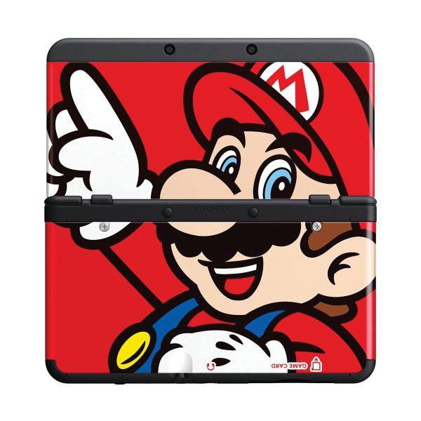 New Nintendo 3DS Cover Plates, Mario