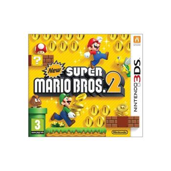 New Super Mario Bros. 2 [3DS] - BAZ�R (pou�it� tovar)