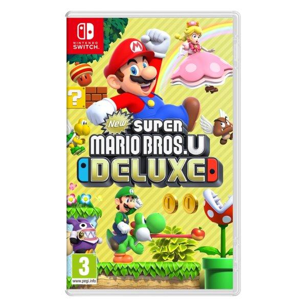 New Super Mario Bros. U (Deluxe) [NSW] - BAZÁR (použitý tovar)