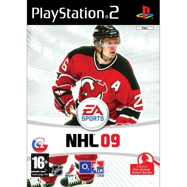 NHL 09 CZ