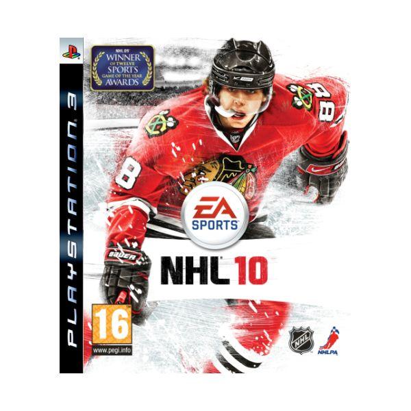 NHL 10--PS3 - BAZÁR (použitý tovar)