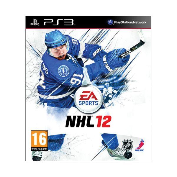 NHL 12 CZ-PS3 - BAZÁR (použitý tovar)