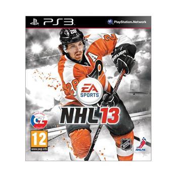 NHL 13 CZ PS3 - BAZÁR (použitý tovar)