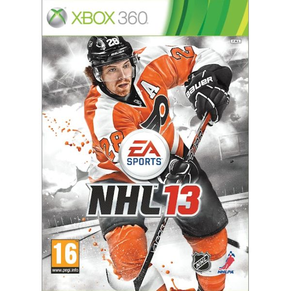 NHL 13 [XBOX 360] - BAZÁR (použitý tovar)