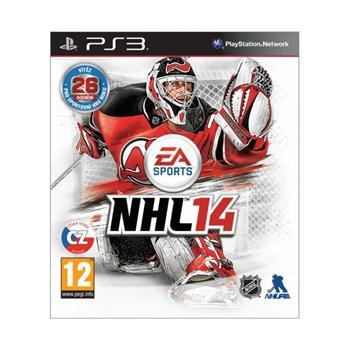 NHL 14 CZ-PS3 - BAZÁR (použitý tovar)