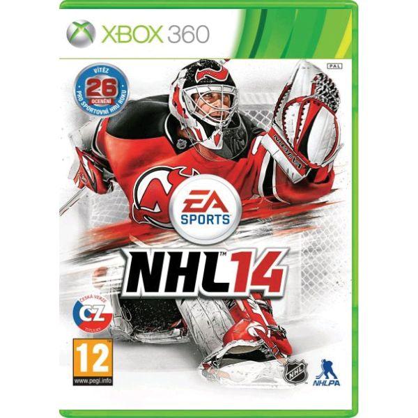 NHL 14 CZ XBOX 360