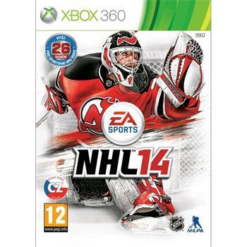 NHL 14 CZ - XBOX 360- BAZÁR (použitý tovar)