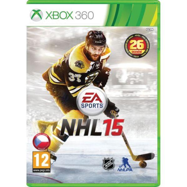 NHL 15 CZ XBOX 360