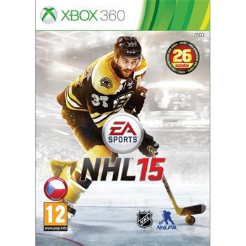 NHL 15 CZ [XBOX 360] - BAZÁR (použitý tovar)
