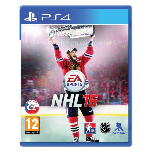 NHL 16 CZ PS4