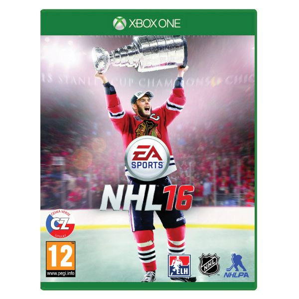 NHL 16 CZ XBOX ONE