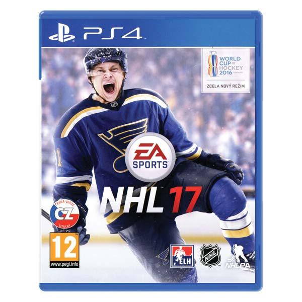 NHL 17 CZ PS4