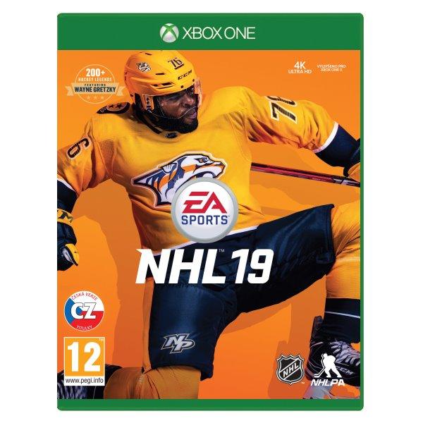 NHL 19 CZ XBOX ONE