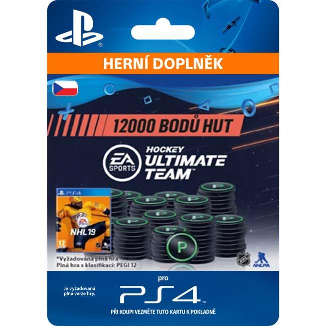NHL 19 Ultimate Team - 12000 Hockey Points CZ