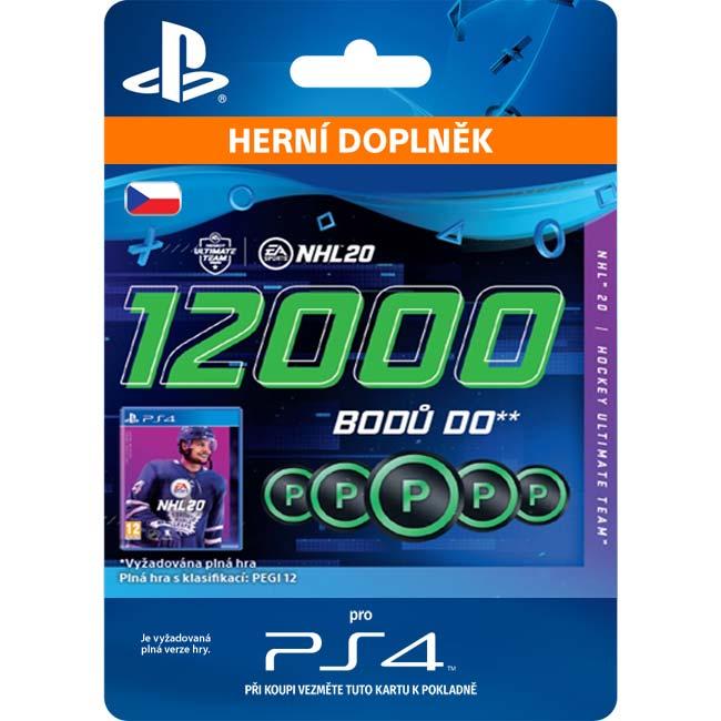 NHL 20 - 12000 Hockey Points CZ