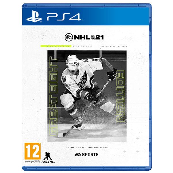 NHL 21 (Great Eight Edition)