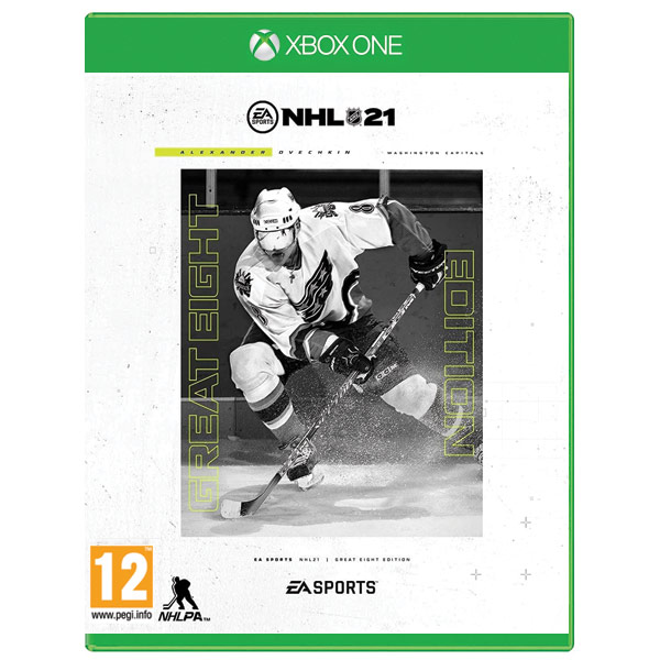 NHL 21 (Great Eight Edition) XBOX ONE