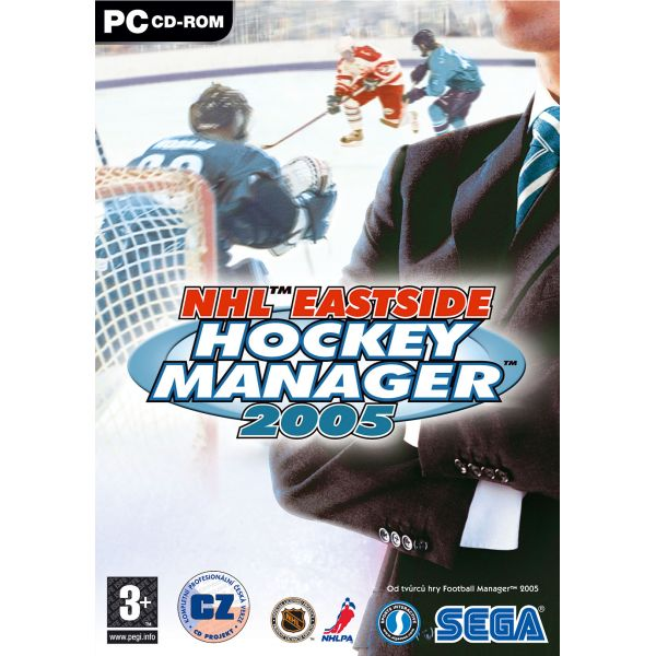NHL Eastside Hockey Manager 2005 CZ