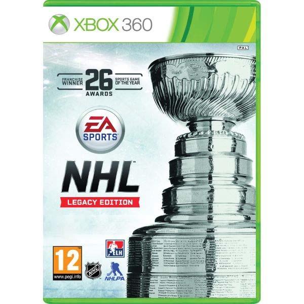 NHL (Legacy Edition) XBOX 360
