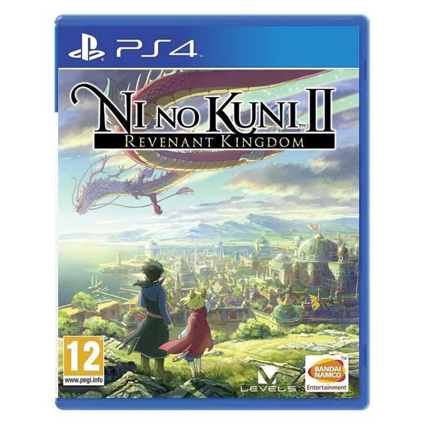 Ni No Kuni 2: Revenant Kingdom [PS4] - BAZÁR (použitý tovar)