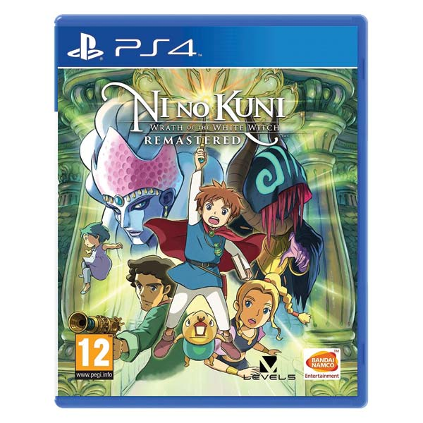 Ni no Kuni: Wrath of the White Witch (Remastered)