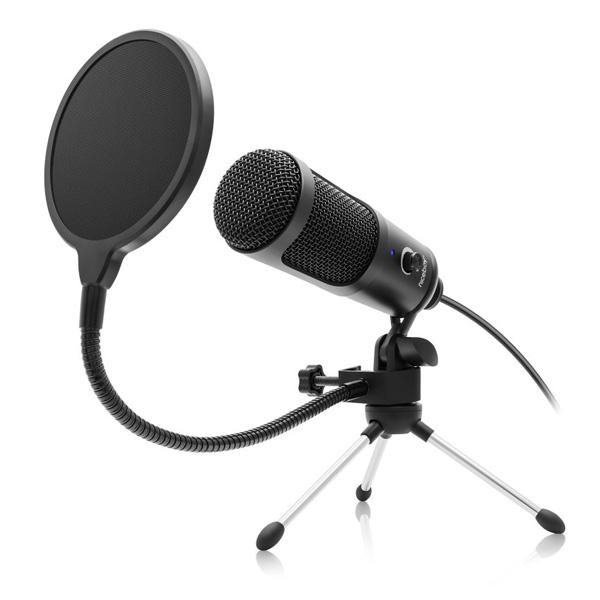 Niceboy VOICE, stolový mikrofón