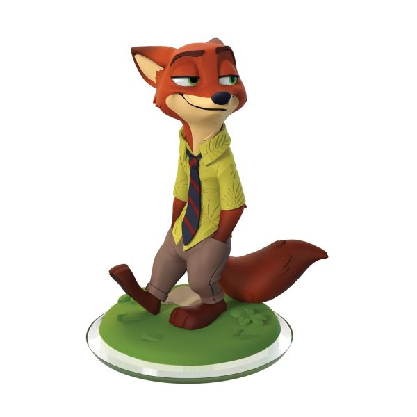 Nick Wilde (Disney Infinity 3.0: Play Without Limits)