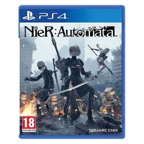 NieR: Automata [PS4] - BAZÁR (použitý tovar)