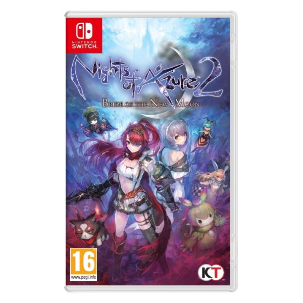 Nights of Azure 2: Bride of the New Moon NSW