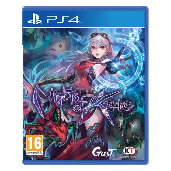 Nights of Azure PS4