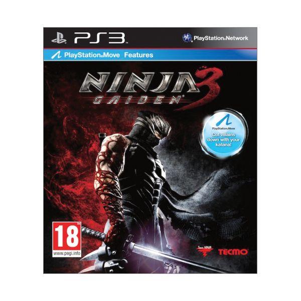 Ninja Gaiden 3 [PS3] - BAZÁR (použitý tovar)