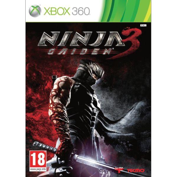 Ninja Gaiden 3 [XBOX 360] - BAZÁR (použitý tovar)