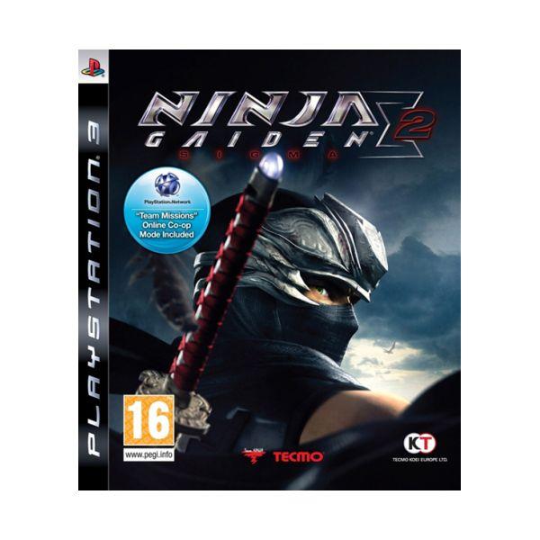 Ninja Gaiden Sigma 2-PS3 - BAZÁR (použitý tovar)